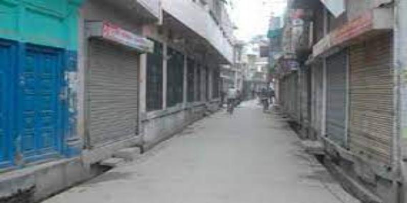साप्ताहिक क्रफ्यू व बाजार बंदी का निर्णय व्यापारियों के लिए नुकसानदायक – नीरज सिंघल