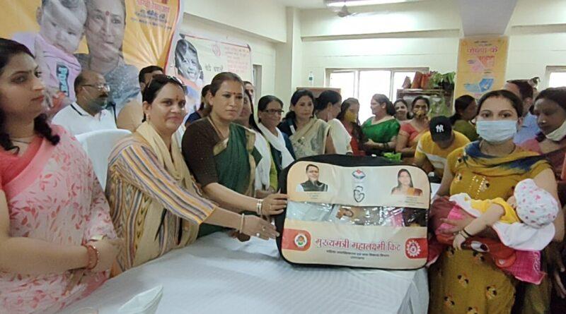 लैंगिक असमानता को दूर करेगी मुख्यमंत्री महालक्ष्मी योजना : रेखा आर्य