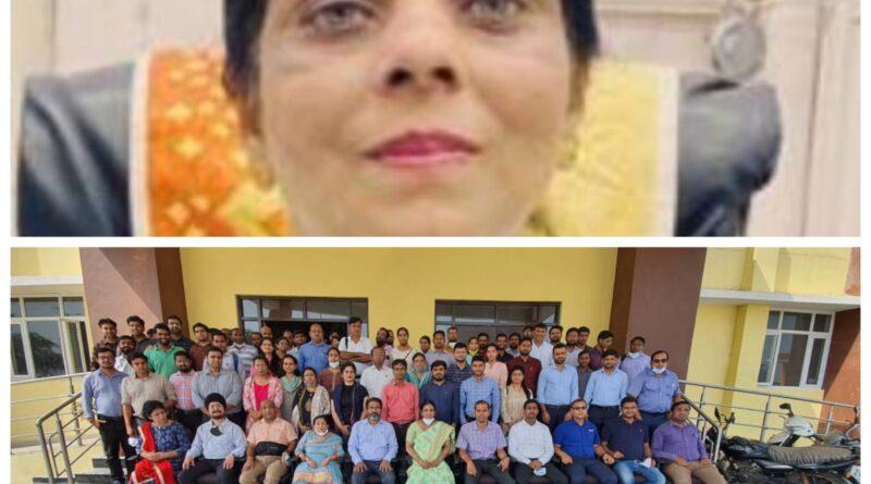 एनएमसी ने हरदोई के मेडिकल कॉलेज 100 एमबीबीएस छात्रों की भर्ती की अनुमति प्रदान कर दीः-डॉ वाणी गुप्ता