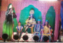 बीकापुर क्षेत्र के खपरैला बाजार में रामलीला का मंचन