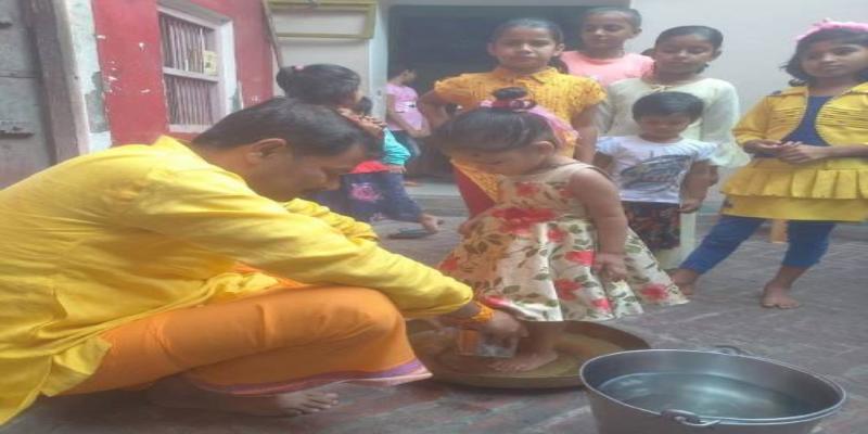 अमेठी सांसद का आगमन आज देवी मंदिरों में करेंगी पूजा अर्चना